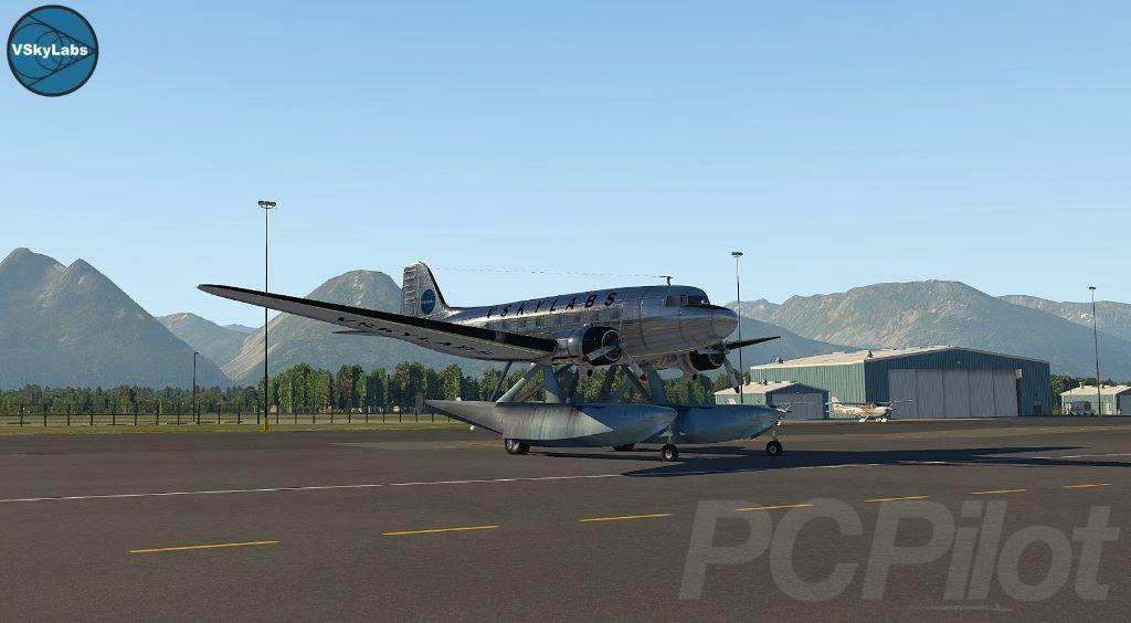 DC-3/C-47 for X-Plane Upgraded   PC Pilot